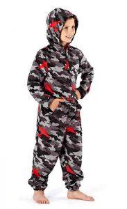 pijama polar niño 3 años