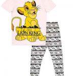 pijama nala rey león niña