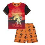 pijama del rey leon la pelicula 2019