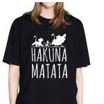 camisetas hakuna matata