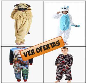 pijama manta polar niño barato